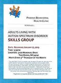 Autism Skills Group