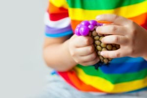 Colorful Sensory Play